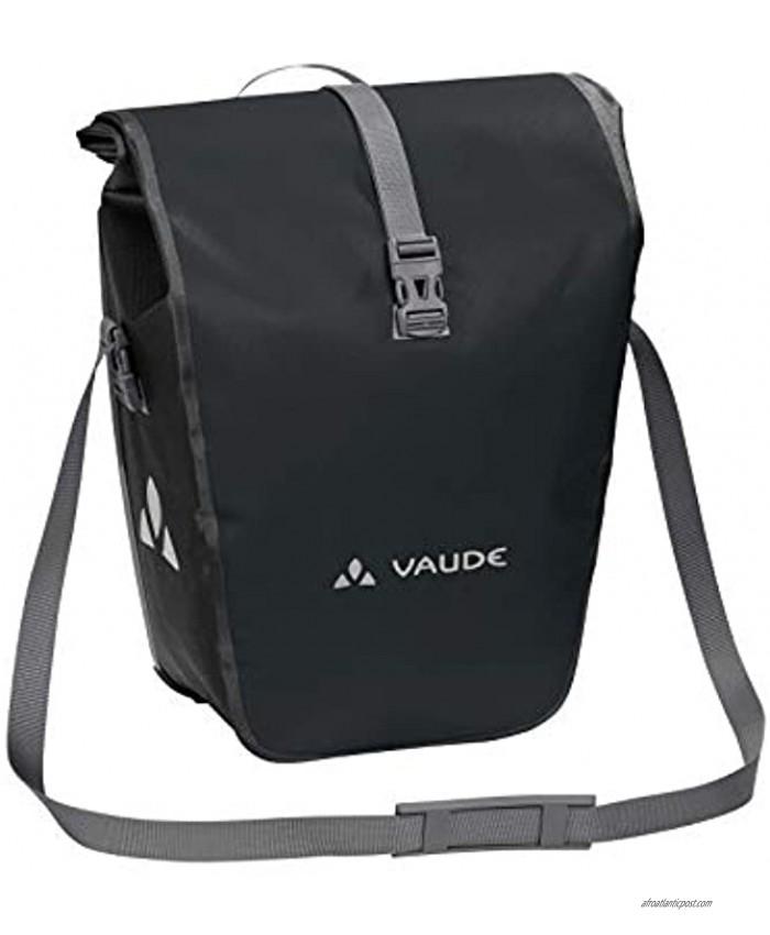 VAUDE Aqua Back Single Backpack Black