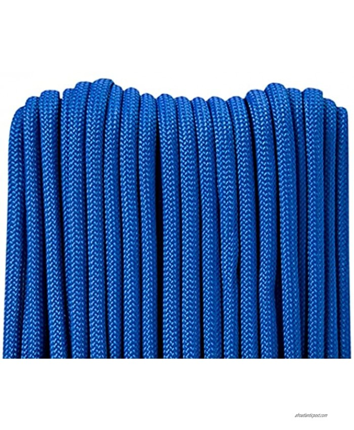 Hongda Paracord 550 Paracord Paracord 550 100% Nylon Paracord Paracord Used by The US Military Great for Bracelets and Lanyards