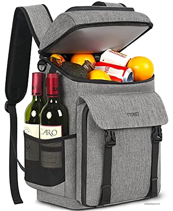 Cooler Backpack Insulated Backpacks with Cooler Waterproof Cooler Bag for Men and Women