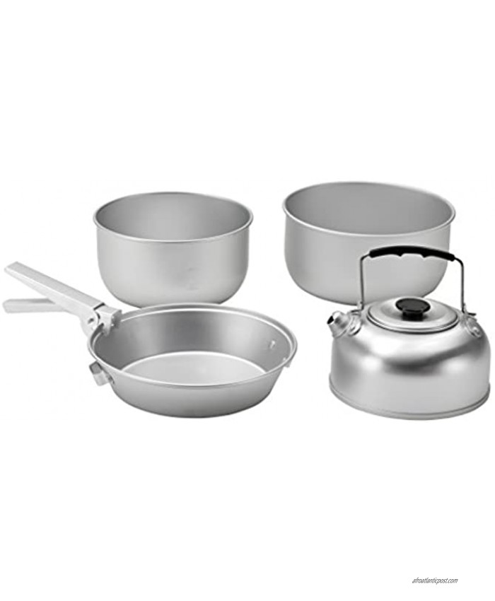 Easy Camp Adventure Cook Set M Silver 580038