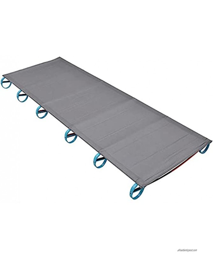 AOTU AIROKA Foldable Tent Camping Cot for Adults Portable & Heavy Duty Military Army Fold-Up Aluminium Alloy Camping Bed 220lbs Load Bearing Sleeping Cots Bed for Camping Backpacking Hunting
