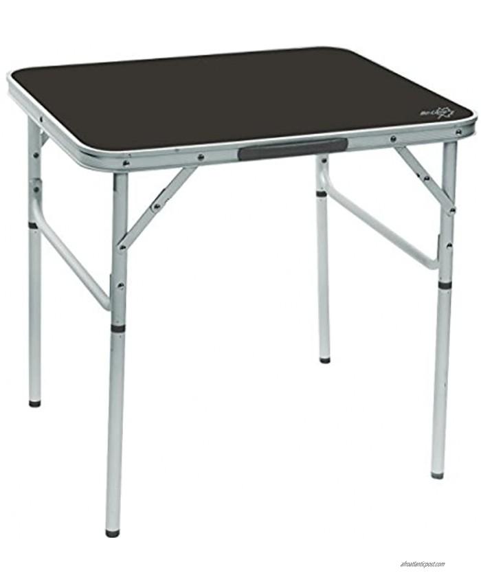 Bo-Camp BC Detach Legs Aluminium Table 70 x 60 cm Grey
