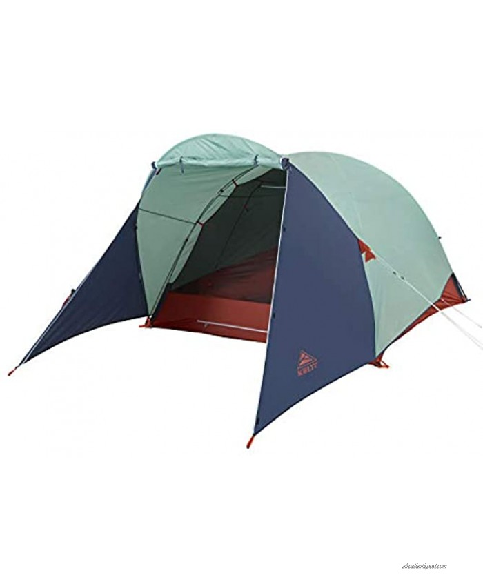 Kelty 4 6 Person Freestanding Rumpus Tent for Camping Car Camping Festivals and Family with Extra Large Vestibule