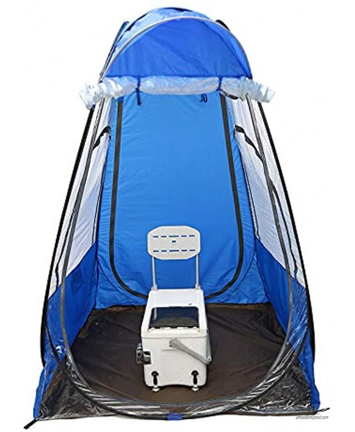 Onnetila Sports Pop Up Tent Weather Pods Shelter for Shade | Personal Protection from Wind and Rain for Watching Sports Events in Chilly Weather