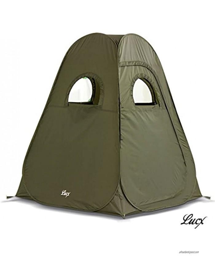 Lucx Male Pop Up Zelt Tent Accessories Olive Green L