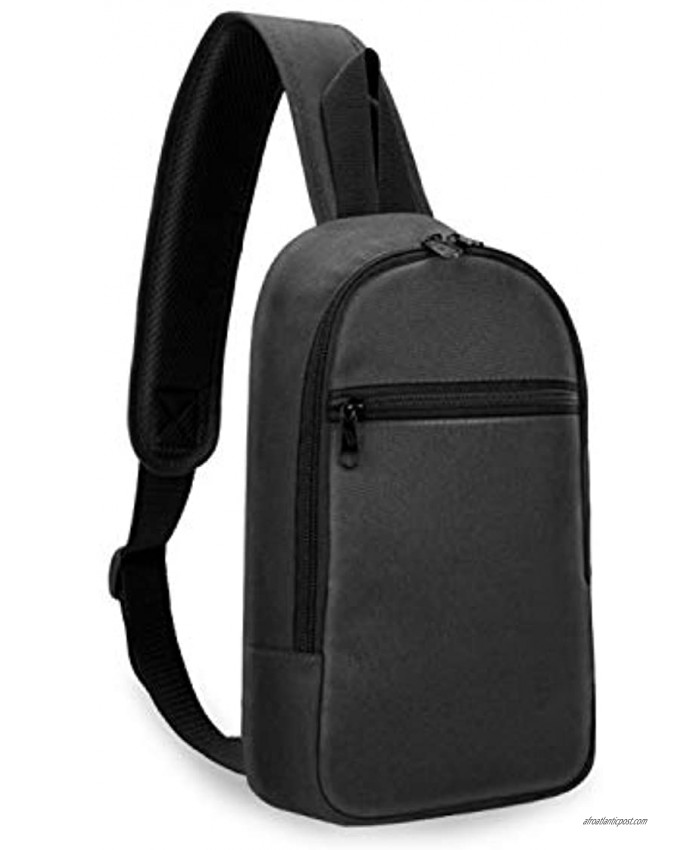 Small Backpack for Men Women Sling Bag Crossbody Chest Bag Shoulder Backpack for Hiking Sports and Daily Use