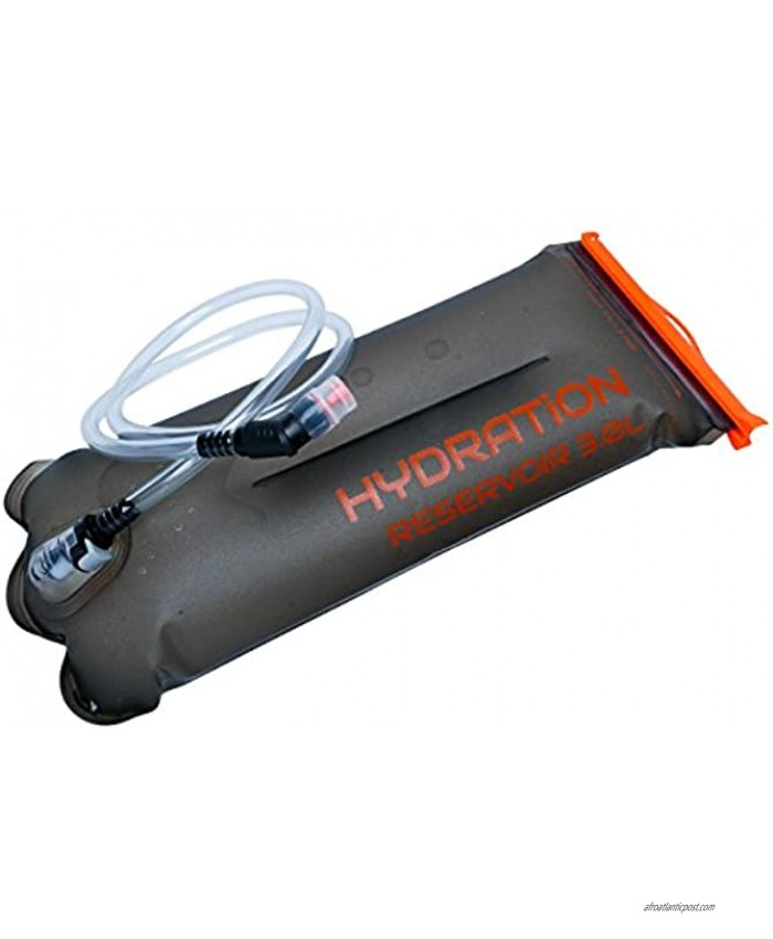 TruMod Hydration Bladder Leakproof Water Bag Perfect for Hiking Biking Skiing and Snowboarding