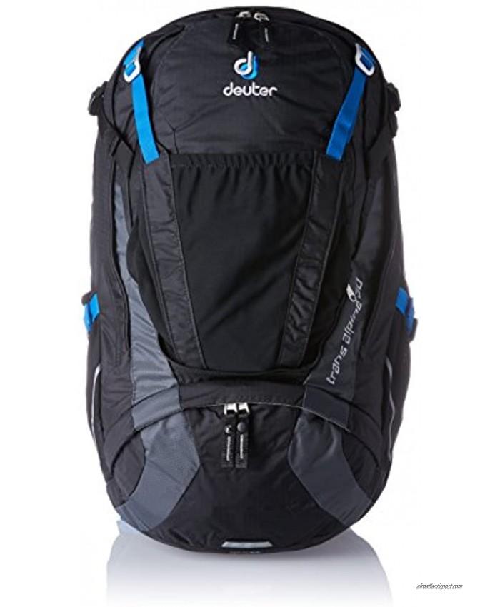 Deuter Unisex's Trans Alpine 30 Backpack Black-Graphite 54 x 28 x 24 cm 30 L