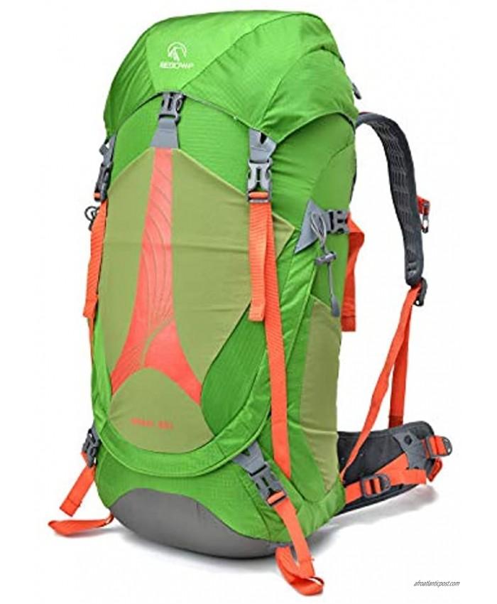 REDCAMP 45L Hiking Internal Frame Backpack Lightweight Backpack for Hiking Travel